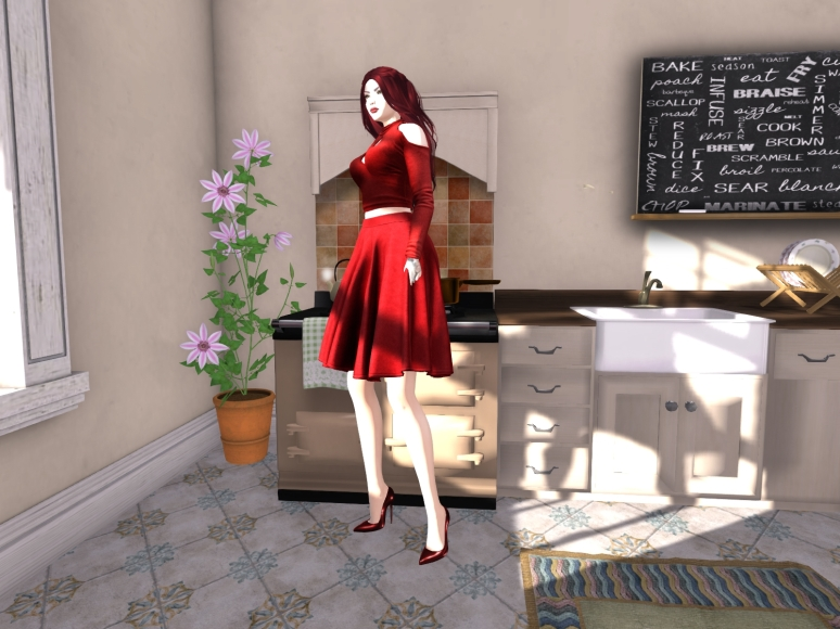 Lady in red_002