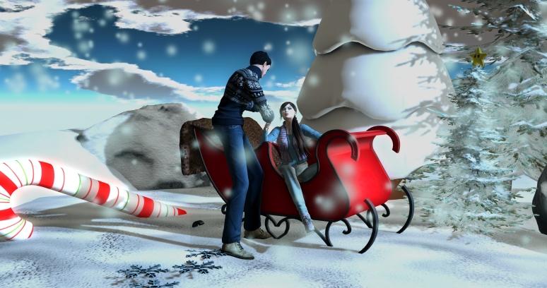 Romantic Snowtime_001