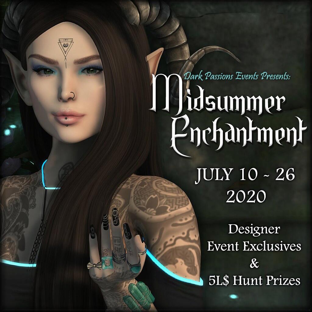 Midsummer Enchantment~2020 poster