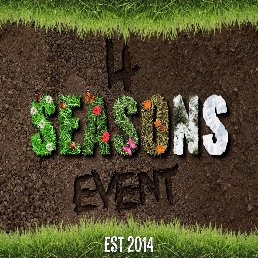 4 Seasons Event Logo New