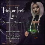 Trick Or Treat Lane – 2020 –Square